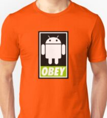 Obey Android Unisex T-Shirt