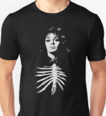 Barbara Steele - Queen of Horror Unisex T-Shirt