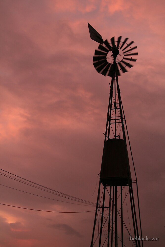 windmill II by theblackazar