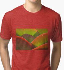 Backlit Tri-blend T-Shirt
