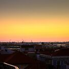 Aveiro and the harbour by João Figueiredo