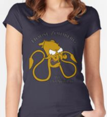 House Zoidberg - We Do Not Pay Women's Fitted Scoop T-Shirt