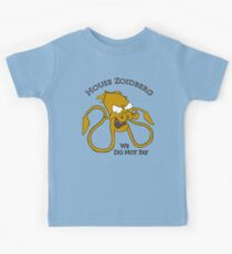 House Zoidberg - We Do Not Pay Kids Clothes