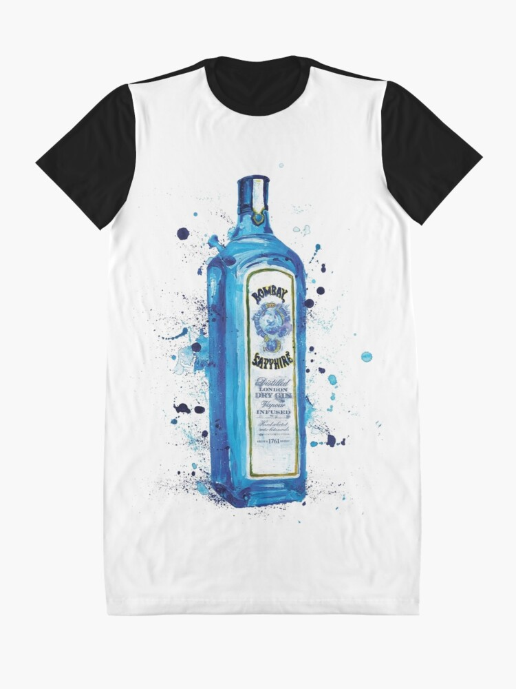 Alternative Ansicht von Bombay T-Shirt Kleid