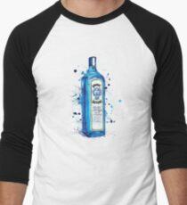 Camiseta ¾ estilo béisbol Bombay