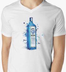 Bombay T-Shirt mit V-Ausschnitt für Männer