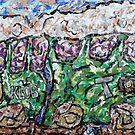 Coming Into Kenmore (MBTA Greenline - Boston) by kLoB