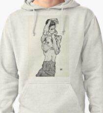 Egon Schiele - Zeichnungen II 1914  Pullover Hoodie