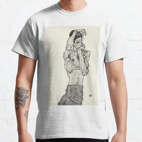 Egon Schiele - Zeichnungen II 1914  Classic T-Shirt