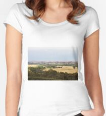 Clare Valley Women's Fitted Scoop T-Shirt