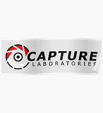 Capture Laboratories - Pokemon Portal Poster
