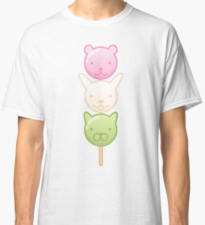 Cute Dango Classic T-Shirt