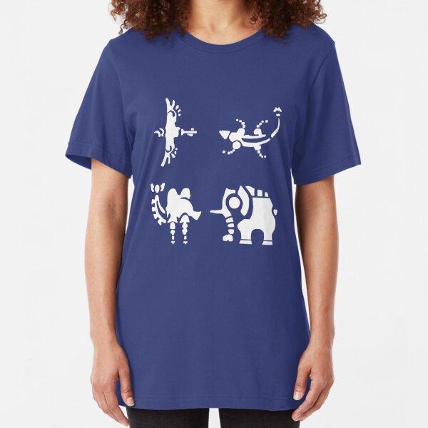 Divine Beasts Slim Fit T-Shirt