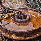 Rusty Anchor by Susie Peek