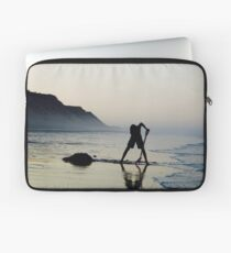 Hazy Day Project, Cape Cod Laptop Sleeve
