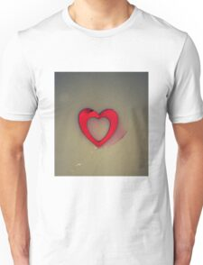 Saturated Hearts Unisex T-Shirt