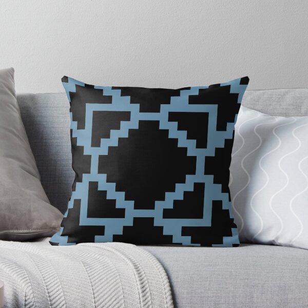 Stepping Symmetry  Throw Pillow