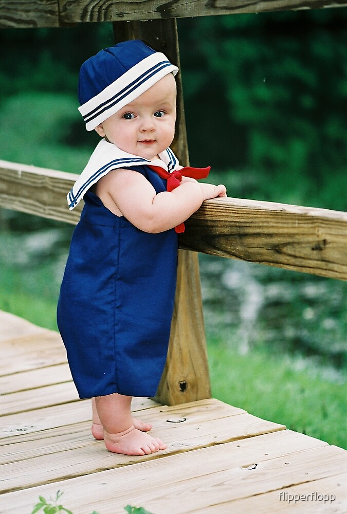 Sailor Baby Will by flipperflopp