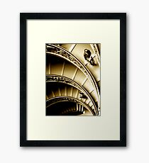 Inspired by Nature Framed Print