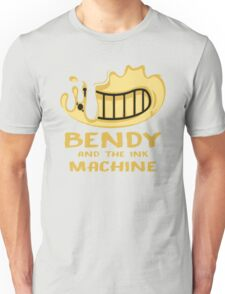funny bendy and the ink machine fit unisex Unisex T-Shirt