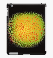 Soft Lightning Bubble Explosion in the Spiral Universe  Vinilo o funda para iPad
