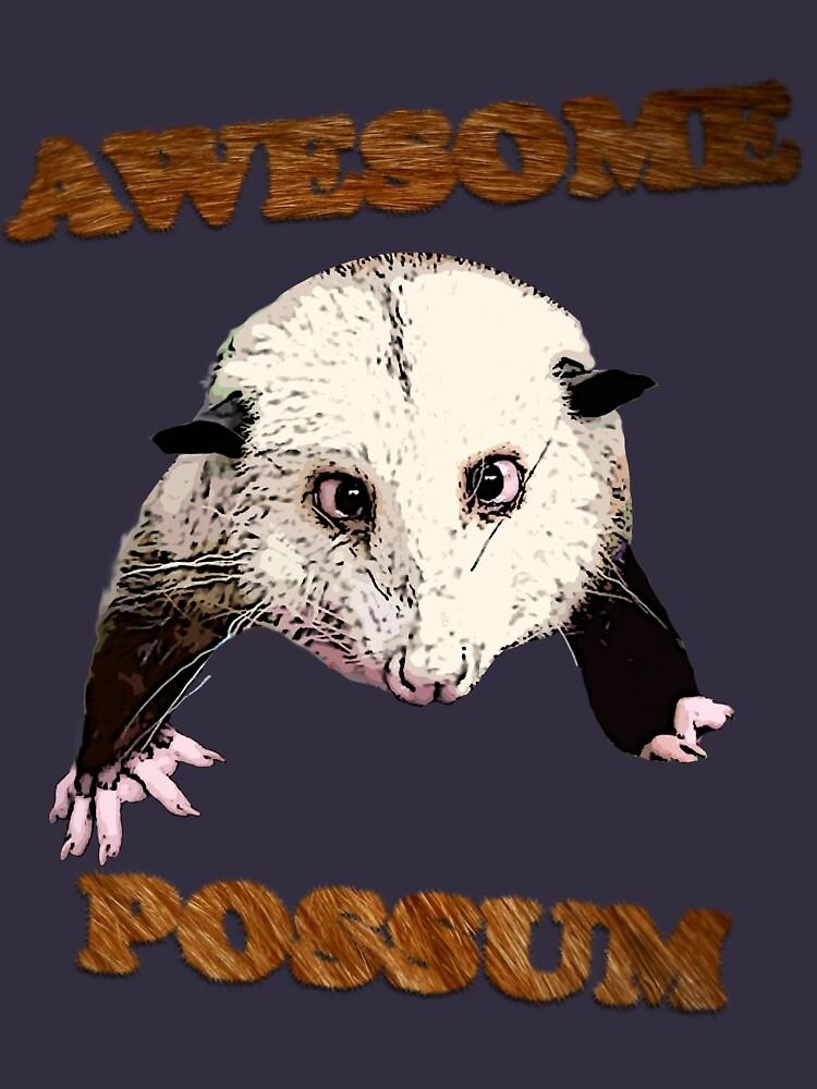 Awesome Possum | Unisex T-Shirt