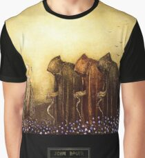 """John Bauer's Art """"The Princess And The Goblins"""" Graphic T-Shirt"""