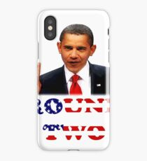 Oh Yeah Obama iPhone Case