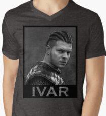 Ivar - Vikings Men's V-Neck T-Shirt