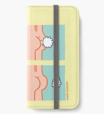 Sequential Fart comic iPhone Wallet/Case/Skin