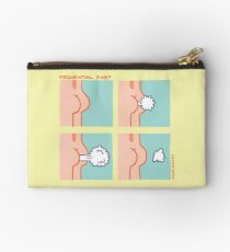 Sequential Fart comic Studio Pouch