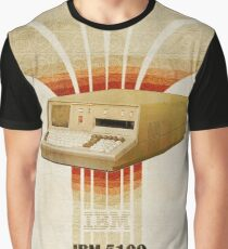 IBM 5100 1975 Graphic T-Shirt
