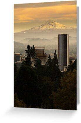 The best Hood in Portland by Flibble