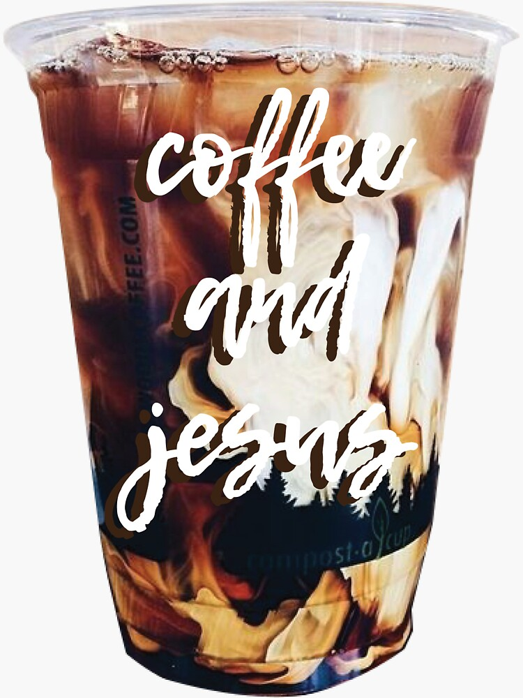 coffee and jesus by cgidesign