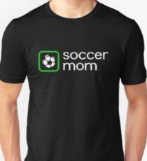 Soccer Mom (Green) T-Shirt