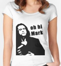 The Room Tommy Wiseau quote Women's Fitted Scoop T-Shirt
