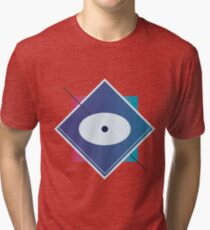 Spectacular Eye Tri-blend T-Shirt
