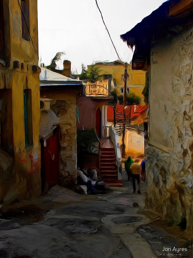 Yalta Streets by Jon Ayres