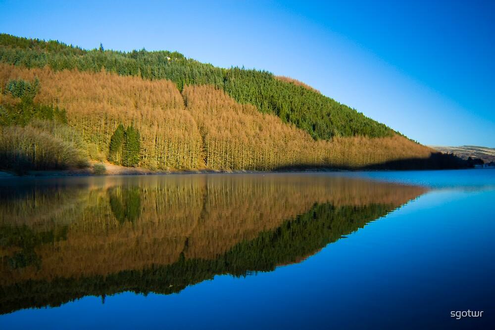 Llyn Geirionnydd by sgotwr