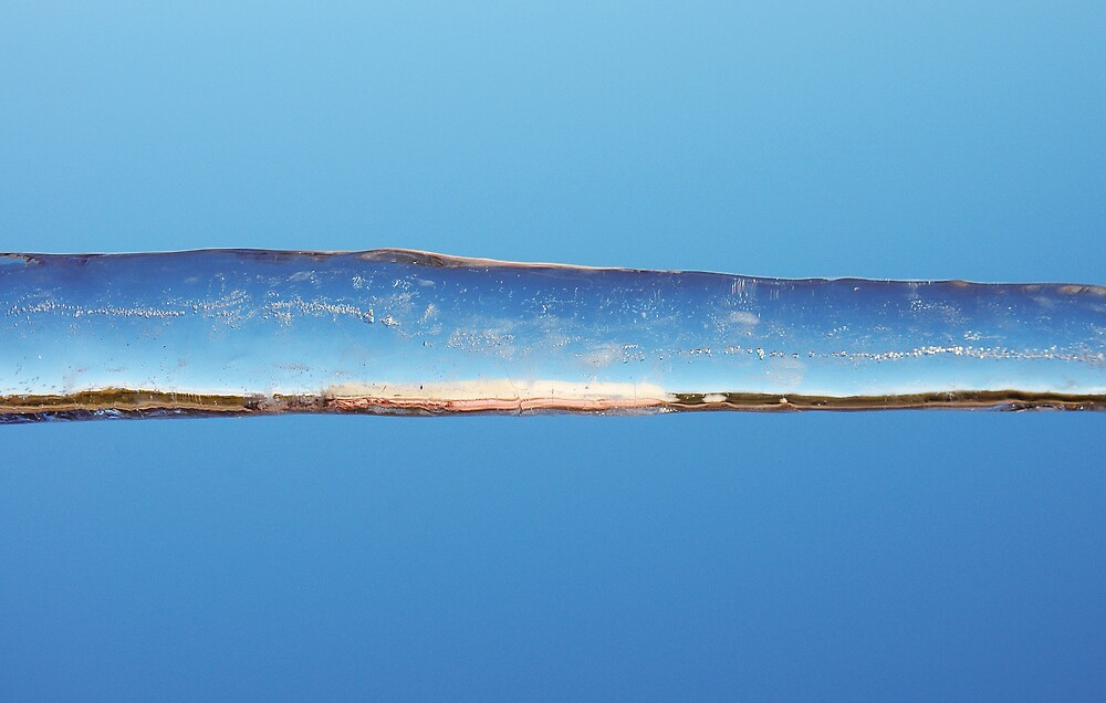 Icicle - Ystradfellte, Wales by Biscuitboss