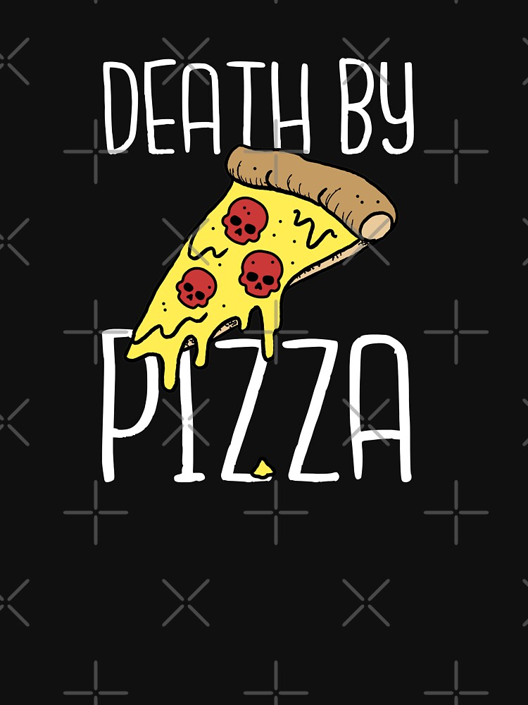 Death By Pizza by ninthstreet