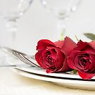 Romantic Dinner Plans by Maria Dryfhout