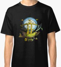 flying ship Classic T-Shirt