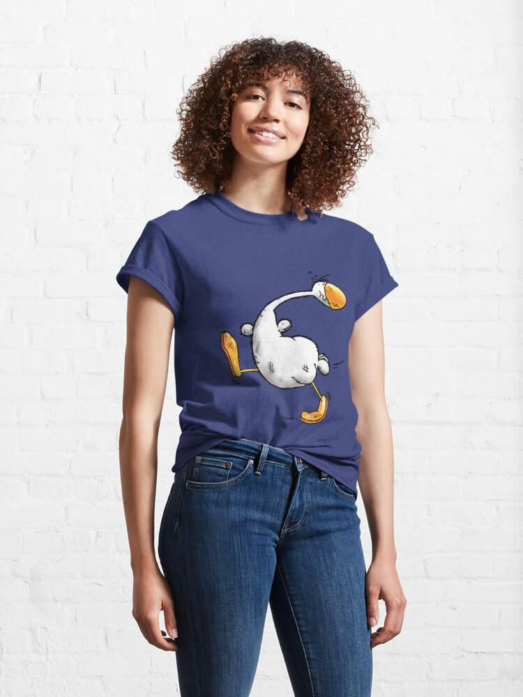 Alternate view of Indian Runner Duck Classic T-Shirt