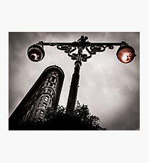 Flatiron Building in New York City | NYC, State of New York, Manhattan Photographic Print