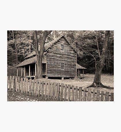 Hamp Tipton Place  Photographic Print