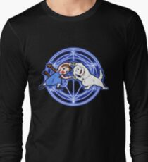 Fullmetal Fusion Ha! ver.4 Long Sleeve T-Shirt