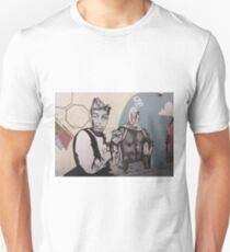 Cantinflas Unisex T-Shirt