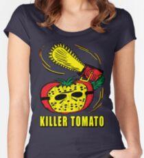 Killer Tomato Women's Fitted Scoop T-Shirt