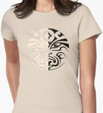 House of Black and White Womens Fitted T-Shirt